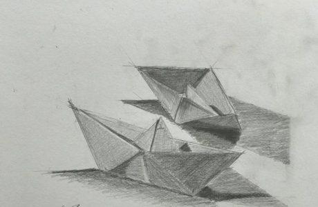סדנת רישום בסיס בעפרונות | אוקטובר 21