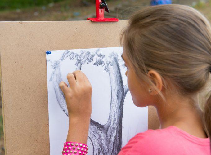 ציור בטבע